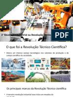 Revolução técnico científica informacional