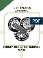 M6-EL MINISTERIO DE LA IGLESIA COMIENZA EN LA FAMILIA -  (P)
