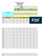 1° Primaria - Evaluación 1er Trim. - Mtro. Antonio Preza