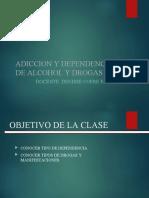 12. ADICCION Y DEPENDENCIA DE ALCOHOL Y DROGAS