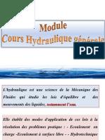 chapitre 1 (diapo)-  Rappel de mécanique des fluides