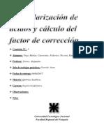 Informe Estandarizacion y factor de Correccion.pdf