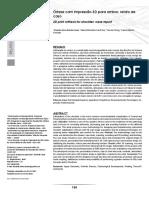 P_32- Órtese com impressão 3D para ombro - relato de caso
