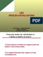 2. Regle D_evaluation