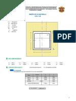 Diseño de muro de Alcantarilla 2.00x2.00 hr=2.00