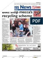 Worcester Business News January 2011