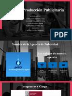 Diseño y Producción Publicitaria