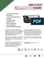 hikvision video camera
