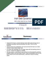 Debt Dynamics Presentation