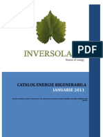 Catalog Renovables Version 2.0