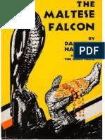 The falcon maltese-dashiell hammet