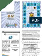 Caderno de Habilidades 2011