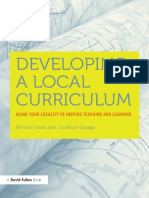 William Evans, Jonathan Savage-Developing a Local Curriculum_ Using your locality to inspire teaching and learning-Routledge (2015).pdf