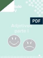 ADJETIVOS PARTE I