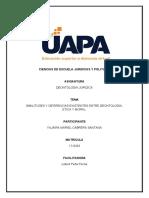 deontologia juridica tarea II