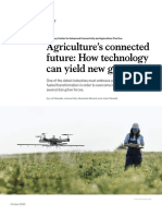Agricultures Connected Future How Technology Can Yield New Growth F