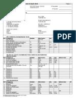 Plano de teste F 000 409 120 Bosch