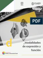 Modalidades de expresión y función (1)