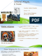 Legado cultural Mayas, Gabriel Catalán 4to A.pptx