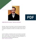 Modernismo y sus principales características_ José Martí