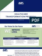 HFS Healthcare Transformation Proposal