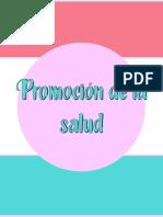 Ensayo de la promoción de la salud