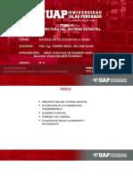 TEMA  04 - GRUPO 3 - ARQUITECTURA DEL SISTEMA SATELITAL
