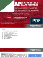 TEMA 5- GRUPO 7-ORIENTACION DE LAS ANTENAS