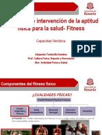 Presentación Fitness cardiorrespiratorio