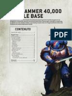 Regole Base Warhammer 40k 9th