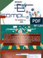 Redes Sociales-cintya Arias Ormeño