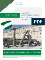AUXILIAR-JUNTA-ANDALUCÍA-1º-EJERCICIO-2