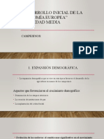 Expancion demografia siglo VII