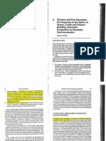 Pollin--Marxian and Post-Keynesian Developments