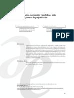 Lucero Revelo, S. y Yarce Pinzon, E. Intereses de formacion, motivacion y snetido de vida de trabajdores en proceso de prejubilacion
