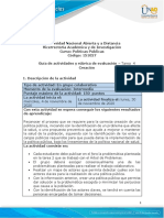 Guía de Actividades y Rúbrica de Evaluación - Unidad 3 - Tarea 4 - Creación (1)