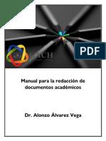 Manual Para la Redacción de Documentos Académicos 2020 . (1)