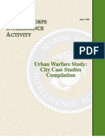 Urban Case Studies