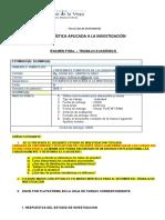 EXAMEN  FINAL - ESTADISTICA -2020-1-.doc