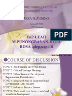 Site & Area Planning (Full)