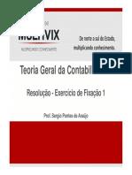 Exercicio TGC