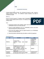 Traslado Entidad Promotora de Salud - EPS y devolucion de aportes en salud - Transf