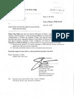 Motion to Dismiss Leslie Danks Burke v Schuyler County