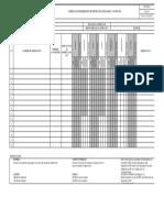 Formato Inspección EPI