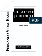 acto juridico vidal ramirez.pdf