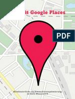 Google Places Suchmaschinenoptimierung