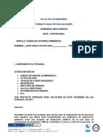 PARCIAL I DISEÑO DE AUTOMATISMOS CON PLC