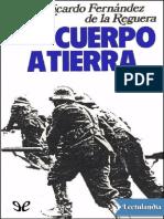 Ricardo Fernández de la Reguera - Cuerpo a Tierra