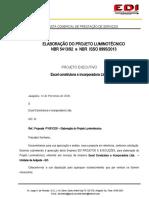 Proposta projeto Luminotecnico - Edimar 2020