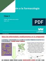 ( CLASE 1 ) Introducción a la Farmacología.pdf
